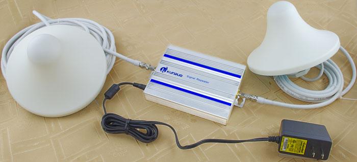 家用手机信号放大器 套装分析图片